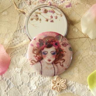 Miroir de poche «Innocence» — MinaSmoke