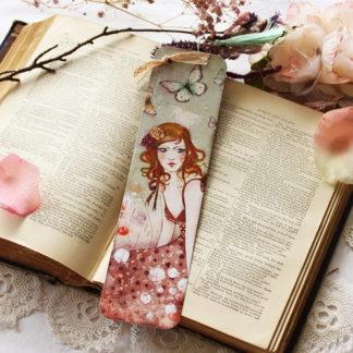Marque-page «Memories Like Butterflies» — MinaSmoke
