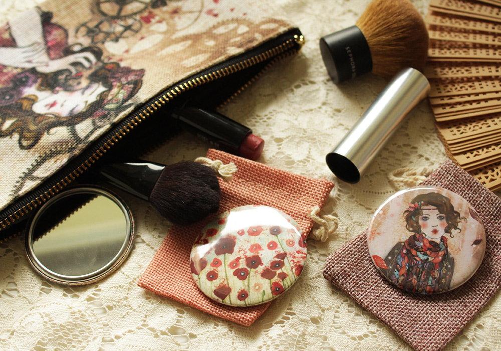 Miroirs de poche — MinaSmoke